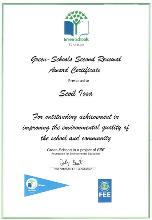 greenschool award
